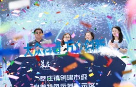 2019年上海莘庄镇科技节盛大开幕