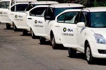 印度网约车公司Ola营收两月内下降95%将辞退1400名职工