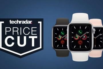 这是Apple Watch交易的好时机-Series 5目前仅售299美元