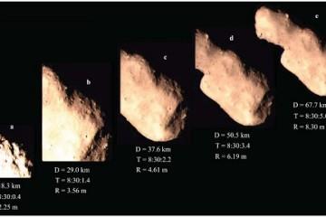 航天领域重磅消息密集发布小天体探测月球科研站重型火箭