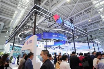 数字赋能大基建,中国电建集团惊艳亮相第四届数字中国建设成果展览会