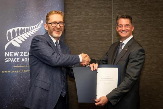 新西兰签署阿尔忒弥斯协定成为第11个参与国