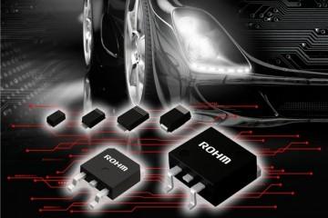 """车载市场中拥有丰硕业绩的小型高效SBD""""RBR/RBQ系列""""产品阵容进一步壮大"""